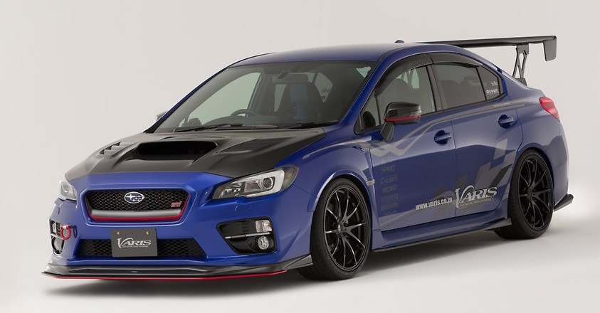 Varis Wrx Sti Vab Body Kit Nengun Performance