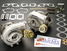 Tomei - ARMS B7660 Turbine Kit - Nissan RB26DETT