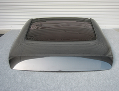 Esprit - Carbon Rear Hatch - 350Z