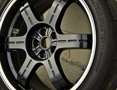 Nissan - GTR R35 V SPEC RIMS