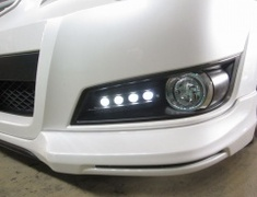 Tommykaira - Fog Light Cover with LEDs