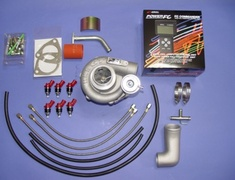 HKS - GT-RS Turbo, Apexi Power FC, Nismo Injectors Package