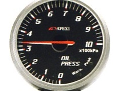 APEXi - EL2 System Meter - Oil Pressure