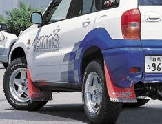 Jaos - RAV4 Mud Guard Bracket Kit
