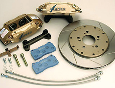 Grex - Brake System