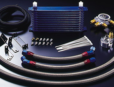 Greddy - Oil Cooler Kit - Honda