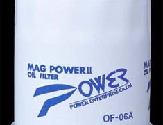 Power Enterprise - Mag II Oil Filter