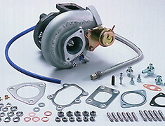 Greddy - Turbo Kit - Silvia - T517Z