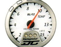 Blitz - Racing Meter - DC II - Temperature
