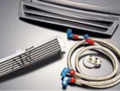 ARC - Oil Cooler - Front Grille Kit