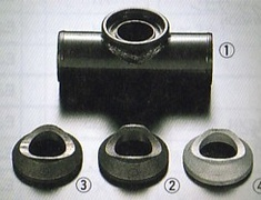 HKS - SSQV - Mounting Flanges