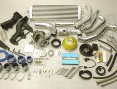 Greddy - Turbo Kit - Bolt On