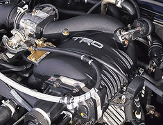 TRD - WayDo Supercharger Kit