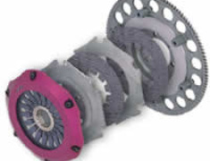 Exedy - Hyper Carbon - Carbon-R - Twin Plate Clutch
