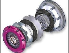 Exedy - Hyper Carbon - Carbon-D - Twin Plate Clutch
