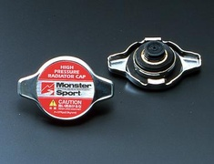 Monster - High Presure Radiator Cap