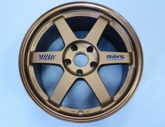 Rays Engineering - VOLK Racing - TE37 - Bronze
