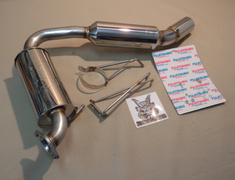 160-23075 Toyota - Celica - ZZT231 - Pipe 60.5mm - Tail 100mm
