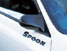 Spoon - Carbon Racing Mirror