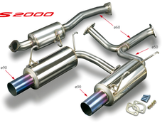 Toda - Exhaust System