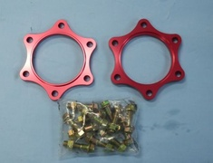 J&#039;s Racing - Driveshaft Spacer