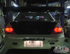 Nagisa Auto - NAM - LED Tail Lights - Evo