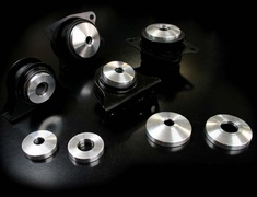 M and M Honda - Racing Diff Mounts