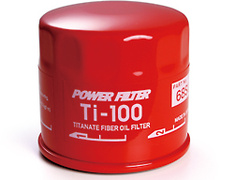 Power Filter - Ti 100 - Oil Filter