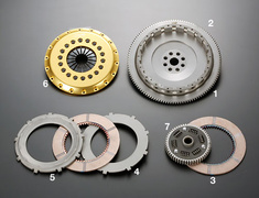 OS Giken - Racing Clutch - Twin Plate Racing