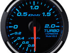 Defi - Racer Gauge - Blue