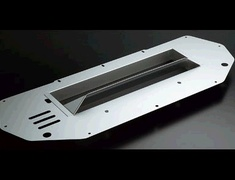 Zero Sports - Cool Action Hood Scoop Insert
