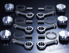 HKS - Piston & Connecting Rod Set