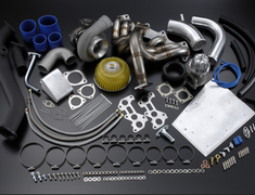 Greddy - Turbo Kit - Skyline GTR - External Wastegate