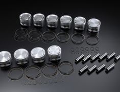 Greddy - Forged Piston - Rings