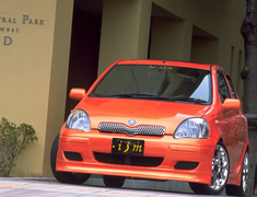 Car Make T&E - ISM - Vitz