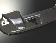 J&#039;s Racing - Carbon Cooling Plate