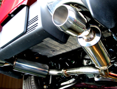 Sequential - Silent R Muffler