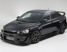Sequential - Black Illusion - Evo X