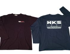 HKS - Long Sleeve T-Shirt 801