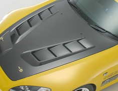J's Racing - Aero Bonnet - Type V