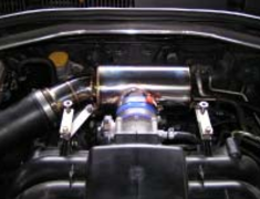 Flatt Racing - Intake Pipe