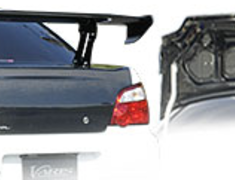 Varis - Light Weight Carbon Trunk - STI