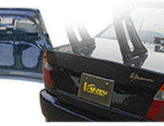 Varis - Light Weight Carbon Trunk - EVO 6
