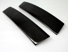 Superior Auto Creative - Carbon Pillar Garnish