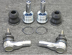 Kansai Service - Roll Center Adjuster + Tie Rod Ends