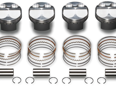 Toda - High Comp Forged Piston Kit - F20C