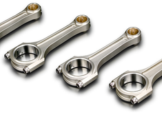 Toda - I-Section Strengthened Connecting-Rods