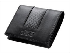 Mugen - Black Leather Wallet