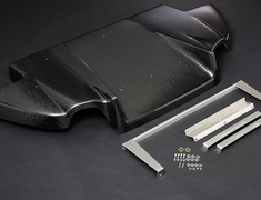 J&#039;s Racing - Rear Diffuser