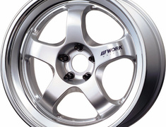 Work Wheels - MEISTER - S1 - 2 Piece